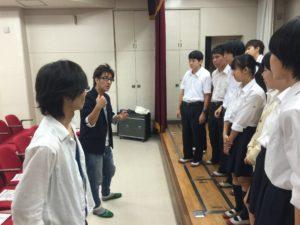 横浜市立桜丘高校SBC部に訪問してきました!